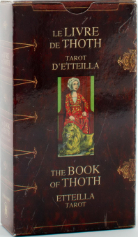 Таро Гранд Эттейла. The Book of Thoth: Etteilla Tarot.