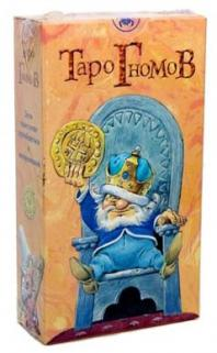Таро Гномов. Tarot of the Gnomes.