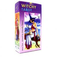 Witchy Tarot. Таро Ведьм.