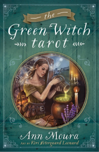 The Green Witch Tarot. Таро Зеленой ведьмы.
